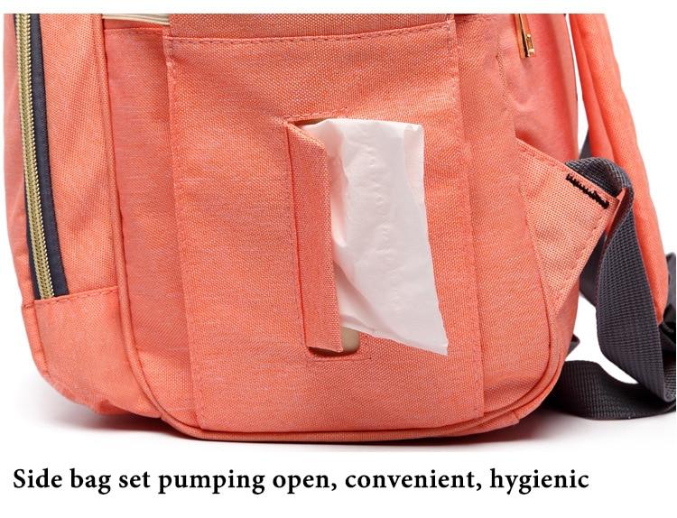 HTB1YalGXgjN8KJjSZFgq6zjbVXaE Large Capacity Baby Bag Mummy Travel Backpack Fashion Brand Designer Nursing Bag for Baby Mom Backpack Women Carry Care Bags