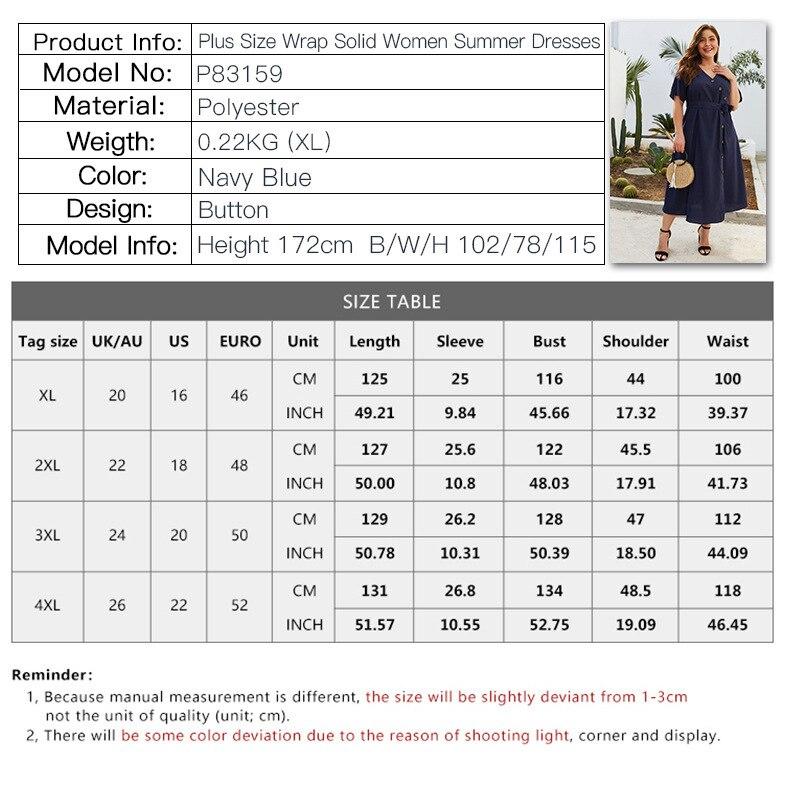 Robe femmes Grande taille
