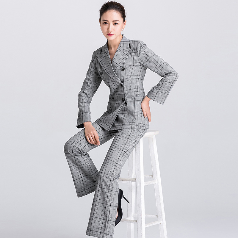 Online Buy Wholesale womens business suit from China womens ...
