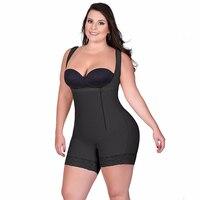 Plus Size 6XL Modeling Strap Bodysuits Women Shapewear Bodysuit Slimming Waist Trainer Butt Lifter Sexy Women