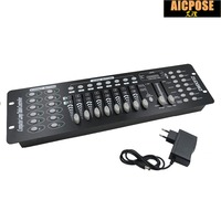 Hot Sale International Standard DMX 192 Controller Controller Moving Head Beam Light Console DJ 512 Dmx
