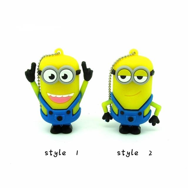 Despicable Me Happy Minions USB Flash Drive