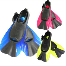 keep diving Summer Swimming Fins Snorkeling Foot Flipper Diving Fins Swimming Equipment 32-45 yards D1401HY(China)