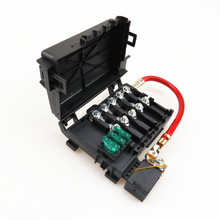 A STYLE New font b Battery b font Fuse Box Assembly For VW Golf MK4 Jetta