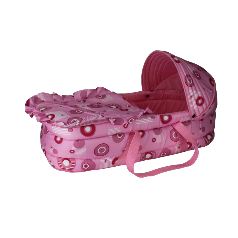 New baby sleeping basket infant carrier portable baby bed travel bed car  baby Sleeping cribs radle High quality