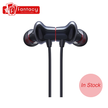 Original OnePlus Bullets Wireless 2 AptX Hybrid In Ear Earphone Magnetic Control Mic Fast Charge For Oneplus 7/7 Pro