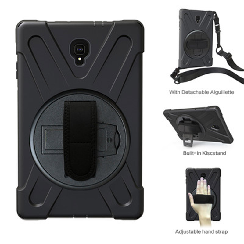 """For Samsung Galaxy Tab A 10.5/"""" SM-T590//T595//T597 Silicone Case Shock Proof Cover"""