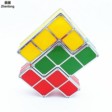 7Colors  DIY Tetris Puzzle LED Night Light Colorful Constructible Block Night Lamp Desk Lamp Creative Kids Toys Home Decoration