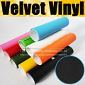 "8""x53""(20*135CM)/Lot Auto suede fabric for car body use car interior use adhesive sticker car wrap velvet film Suede vinyl film"