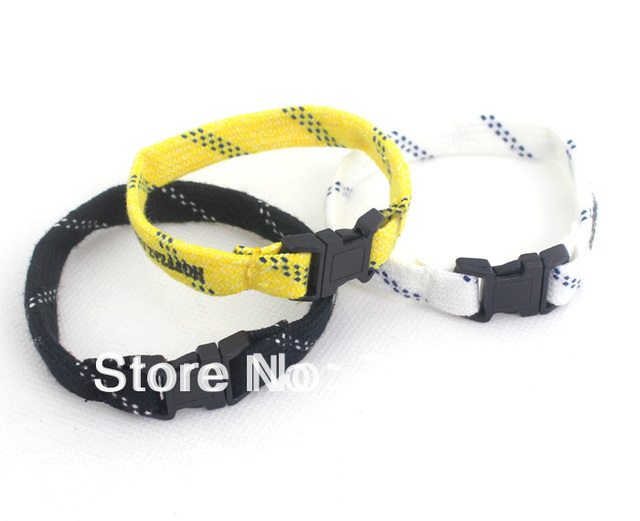 newest style fashion charm cheap cottton simple casual sport buckle wristband/bracelet, wholesale free shipping