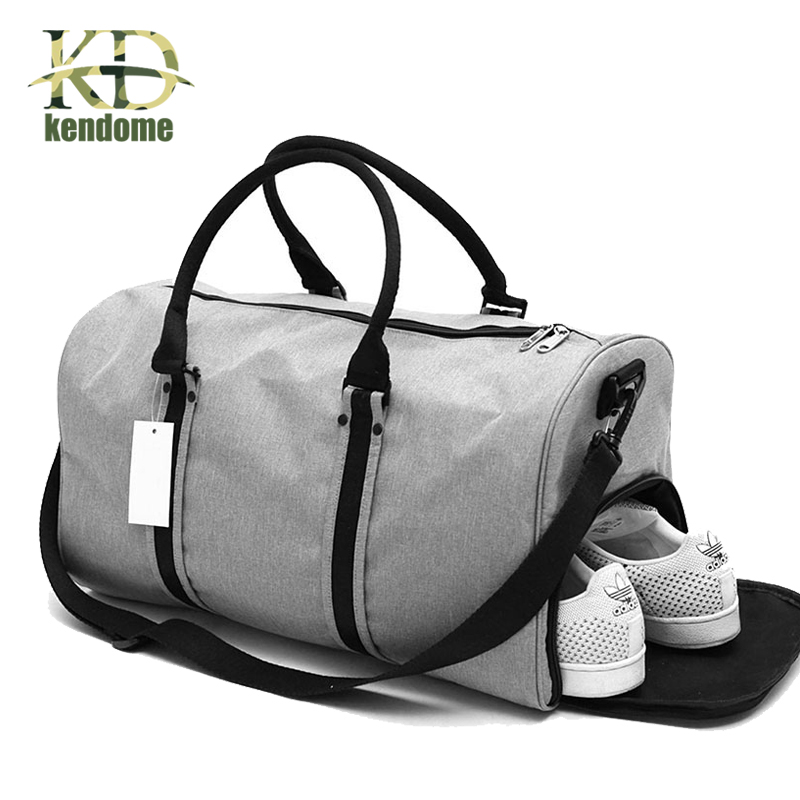 2017 Hot Big Capacity Outdoor Sports Single Shoulder Fitness Bags Multifunction Sporting Handbag Training Gym Bag for Women Men black simple style pu leather sports gym bag for men fitness shoulder handbags crossbody bags travel training duffle handbag