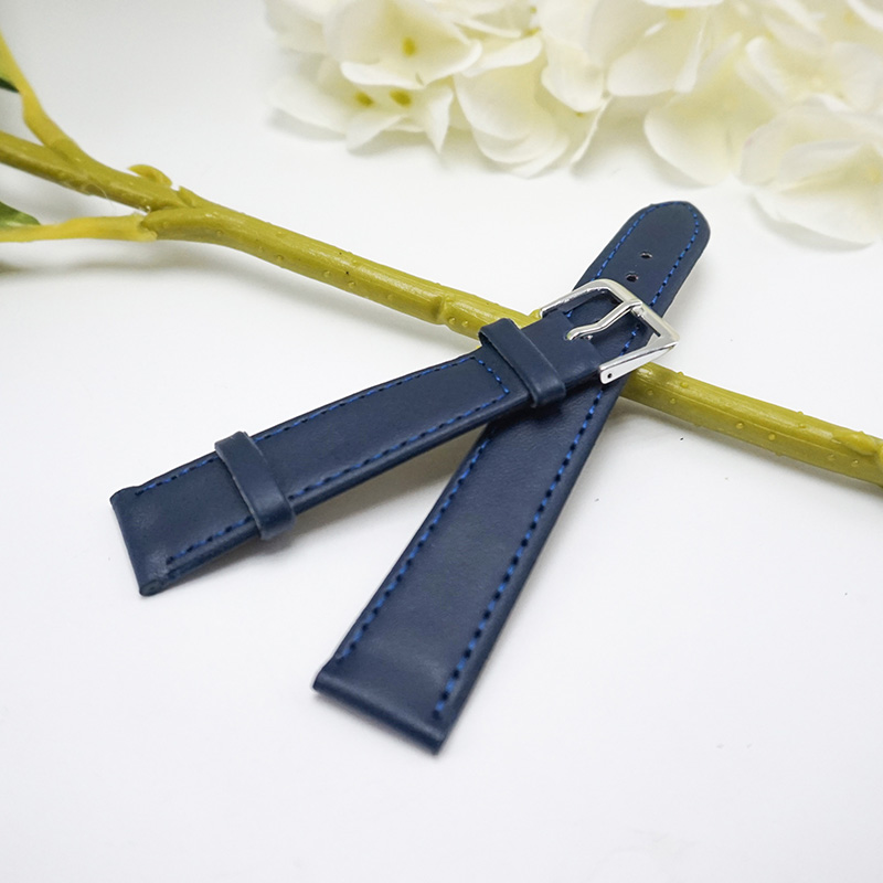 12mm 14MM 16MM Straps For Watches And Accessories 2020 New Special Size 18mm Leather Watchband For Women Clock Leather Band 20MM