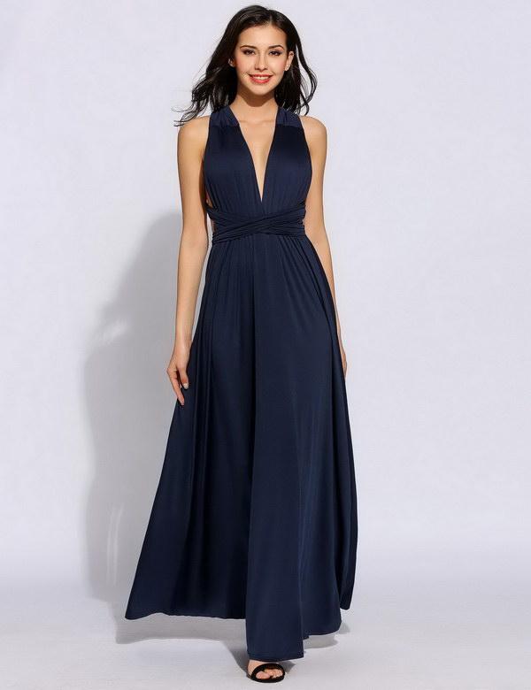 HTB1Yat7PFXXXXcMXFXXq6xXFXXXL - Women Long Dress Sleeveless Deep V Neck Backless JKP271