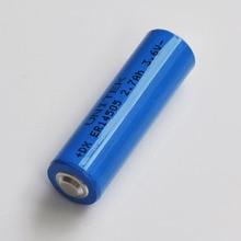 10 шт. 3,6 В liSOCL2 литиевая батарея ER14505 AA ER 14505 PCL сухая батарея 2700 мАч Замена для SAFT LS14500 Tadiran TL-5903 ER6V