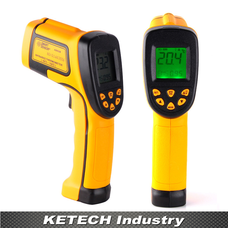 AS852B Handheld Infrared Thermometer Low Temperature Thermometer