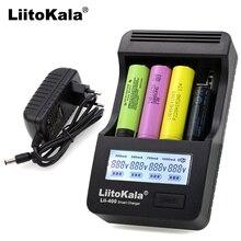 2020 LiitoKala Lii 400 300 402 202 100 S1 3.7 V/1.2 V AA/AAA 18650/26650/ 16340/14500/10440/18500 Pin LCD Sạc Có Màn Hình