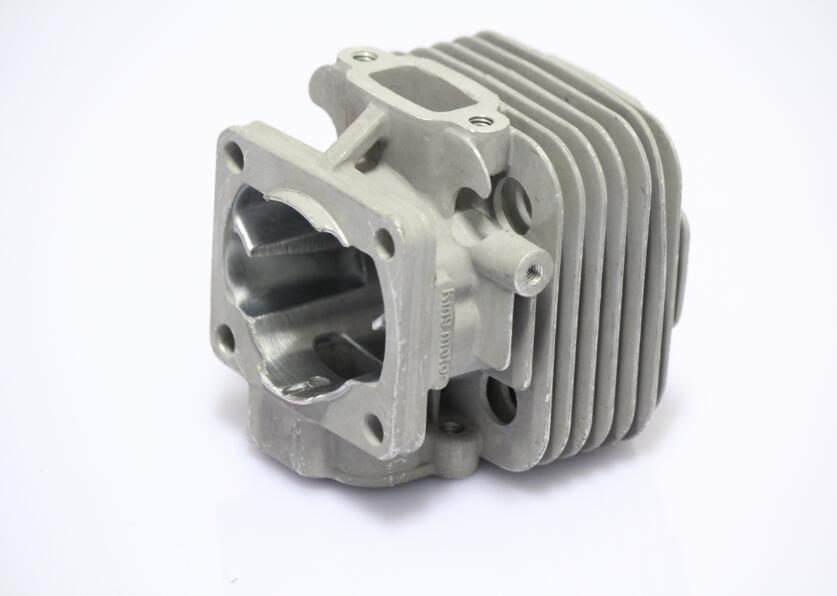 29cc cylinder head (2hole) For zenoah CY engine for 1/5 HPI rovan km Baja 5B 5T 5SC losi 5ive-T rc car parts straight row 29cc piston for high speed 29cc gasoline engine zenoah parts rc boat