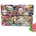 42pcs set  English Pokeballs Cards Trading Cards Toys Pokebolas Figures Game Gift Pokeballs Card For Kids