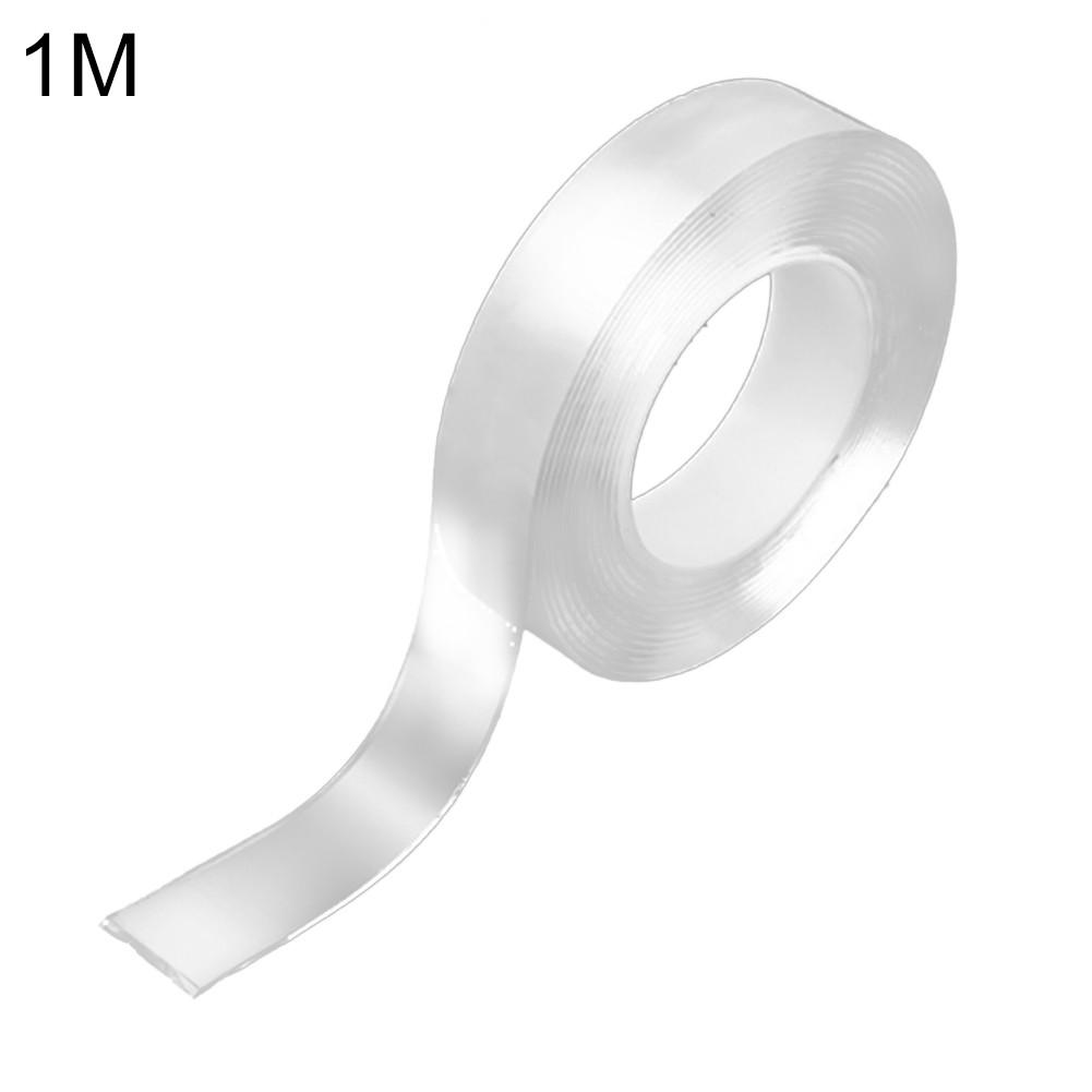 Multifunctional Daily Household Nano Tape Strong Adsorption Traceless Magic Film Phone Holder Home Decor Kitchen Accessories in Decorative Films from Home Garden