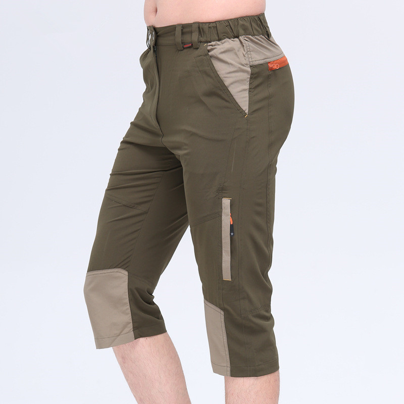 cb12e311076 Detail Feedback Questions about Men Women Summer Stretch Quick Dry Splice  Skin Shorts Male Outdoor Climbing Cycyling Hiking Breathable Slim Sports  Short ...