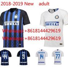 1ced98f44 2018 2019 new Inter Milanes soccer Jerseys camisetas shirt survetement man  18 19 Football shirt