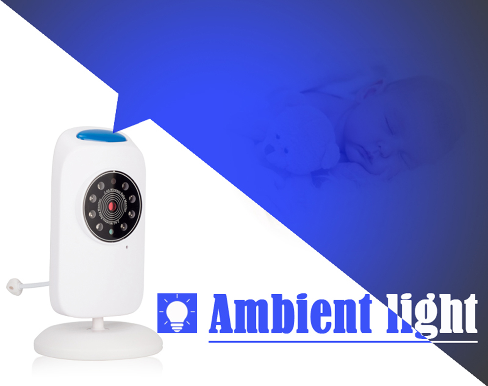 Video Audio Baby Monitor With Camera Night Vision Walkie Talkie Bebe Baby Phone Nanny Music Intercom Intercomunicador Video Bebe Baby Monitors Aliexpress