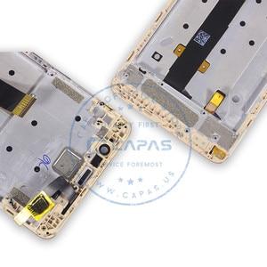 Image 4 - Per Redmi Nota 3 150 millimetri Display LCD + Frame Dello Schermo di Tocco Digitizer Assembly Per Xiaomi Redmi Nota 3 Pro sostituzione Dello Schermo LCD