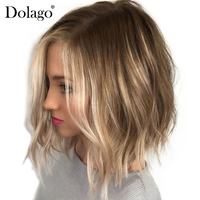 Парики из натуральных волос на шелковой основе с кружевом спереди, еврейский парик, Кошерные европейские натуральные волосы, необработанны