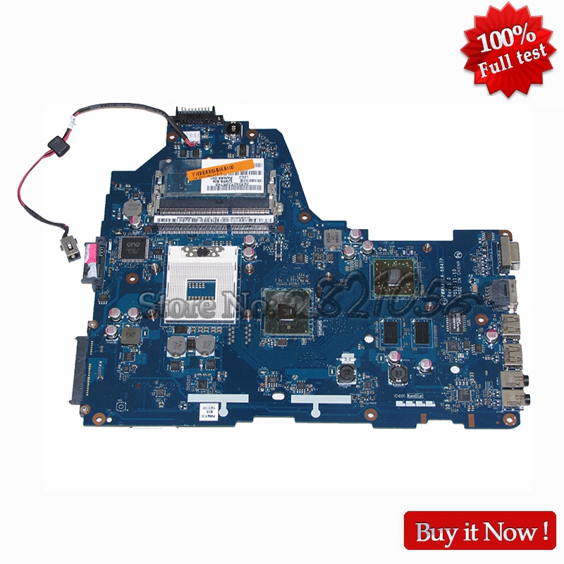 NOKOTION for toshiba satellite C660 laptop motherboard K000114920 LA 6847P Rev 1.0 HM55 HD 5430 DDR3