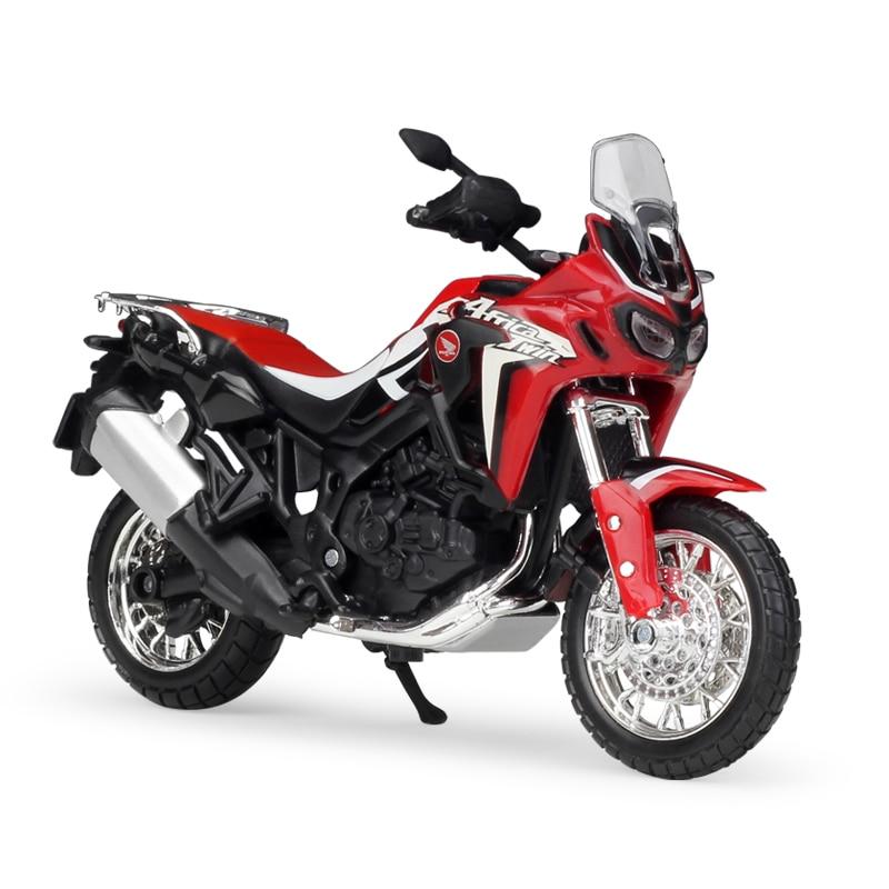Maisto 1:18 Honda Africa Twin DCT 2017 Diecast Model Bike Motorcycle пирометр dewalt dct 414 d1
