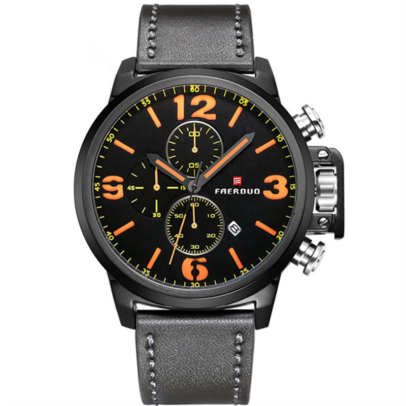 2018 new watch male student Korean version of the simple fashion trend quartz watch waterproof slim casual men's watch 2018 new men s watch waterproof watch men s student korean version of the simple trend casual quartz fashion watch