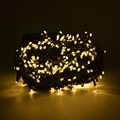 17m 100 Solar LED String Fairy Lights Waterproof Christmas Wedding Outdoor Garden Garland Decoration lights Lamps Luces Navidad