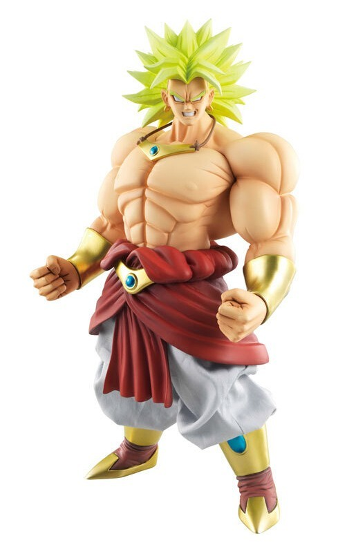MegaHouse Dimension of Dragon Ball Broli Dragon Ball Z PVC Action Figure 25CM DOD Figuarts Collectible Model Toy DBZ Figuras megahouse dod dragon ball z son goku pvc action figure 21cm dod super saiyan goku collectible model toy figuarts dbz figuras