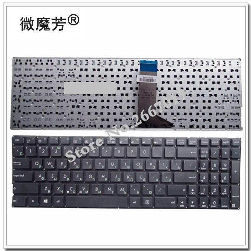 Russia for ASUS MP-13K93SU-9202 AEXJC700010 0KNB0-612ERU00 9Z.N8SSQ.60R AEXJC700110 0KNB0-610CRU00 MP-11N63SU-9201W RU keyboard