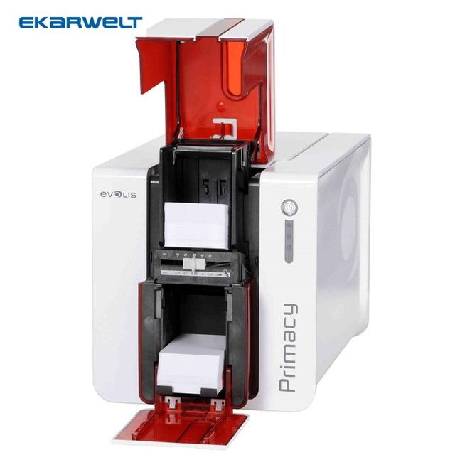 evolis single sided id card printer evolis primacy credit card printer replace pebble4 printer - Credit Card Printer