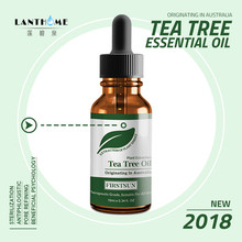 100% Natural Tea Tree Essential Oil Anti-wrinkle Extract Acne Removal Scars