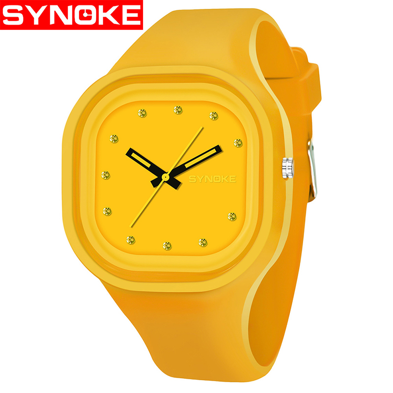 SYNOKE Boys Student Colorful Waterproof Sports Watch Men Brand Women Unique Silicone LED Digital Date Wrist Watches Clocks  SYNOKE Boys Student Colorful Waterproof Sports Watch Men Brand Women Unique Silicone LED Digital Date Wrist Watches Clocks