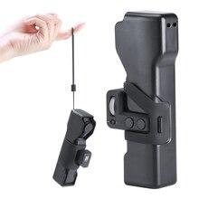 Osmo Cep saklama çantası Taşınabilir Seyahat Koruyucu Toka Kılıf Kapak ile Sling Halat DJI Osmo Cep Kamera
