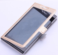 5 Color Luxury High-quality Classic Flip PU   Leather     Case   For LG Spirit 4G LTE H420 H422 H440N C70 Brand Phone   Case   Cover