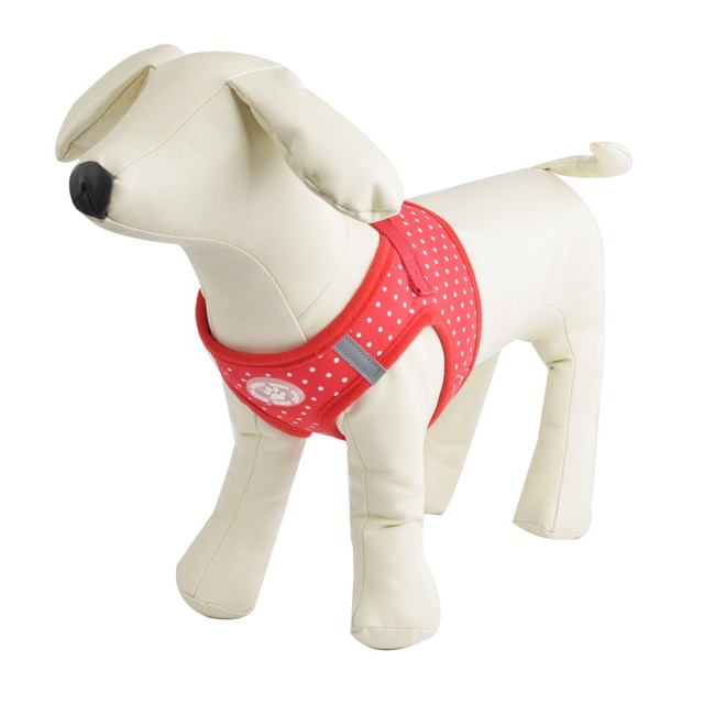 Adjustable Soft Puppy Cotton Harness