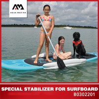 AQUA MARINA WINGS Surfboard Stabilizer Inflatable SUP Surfing Board Keep Balance Stand Up Paddle Board Stabilizer For Beginner