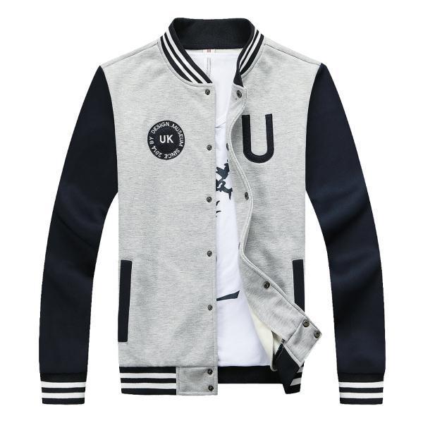 Aliexpress.com : Buy Preppy Style Men Fashion Hoodies Spring