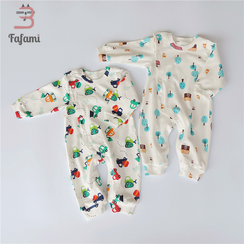 Baby clothes Newborn romper jumpsuit baby boy rompers baby girl summer clothes boy children jumpsuits Tiny cottons baby clothing цена