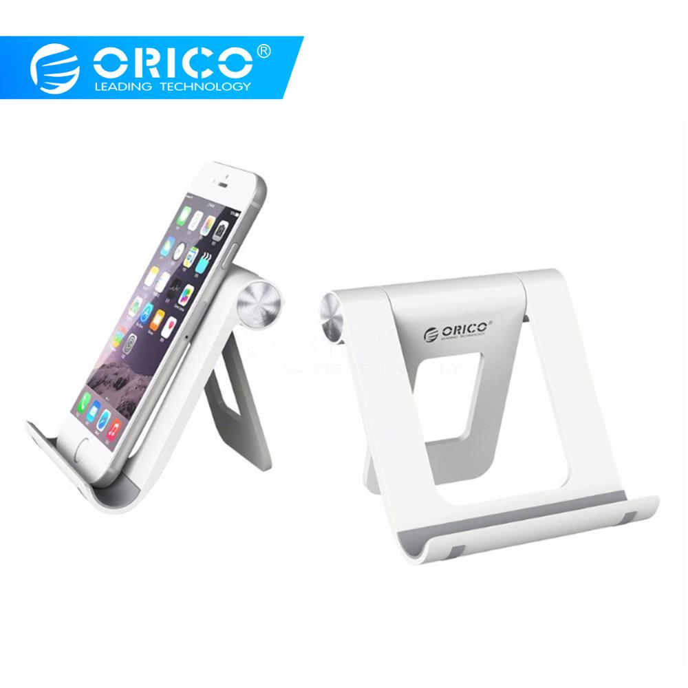 ORICO Universal Phone Holder 360 Degree Adjustable Non-slip for iphone 7 plus x samsung s9 plus mobile phone stand