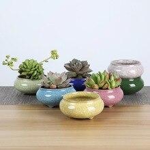 Новые творческие ручной работы простой цветной глазурью из стекловолокна и керамической