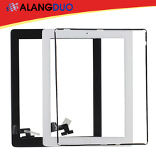 Alangduo button переднее планшетных ближний сенсорная digitizer экраном сенсорным home рамка
