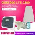 Индия Саудовская Аравия полный интеллектуальный GSM 900 4G LTE TDD 2300 Мобильный усилитель сигнала GSM 4G сотовый телефон сотовый ретранслятор