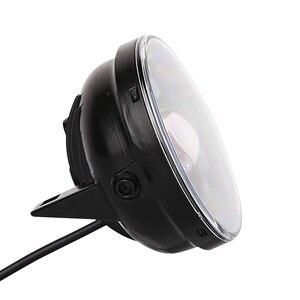 Image 3 - 2x Neueste Runde High Power Universal LED Nebel Licht Birne Lampe Auto Tag Lichter Auto styling Nebel Lampe Für ford F150 07 14