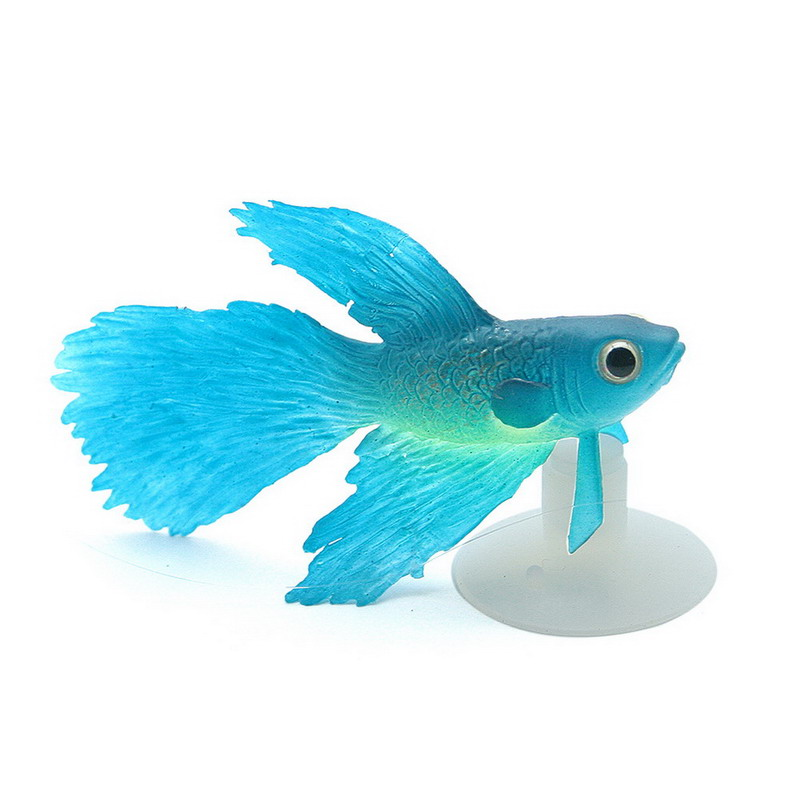 Compare prices on blue goldfish online shopping buy low for Aquarium decoration for goldfish