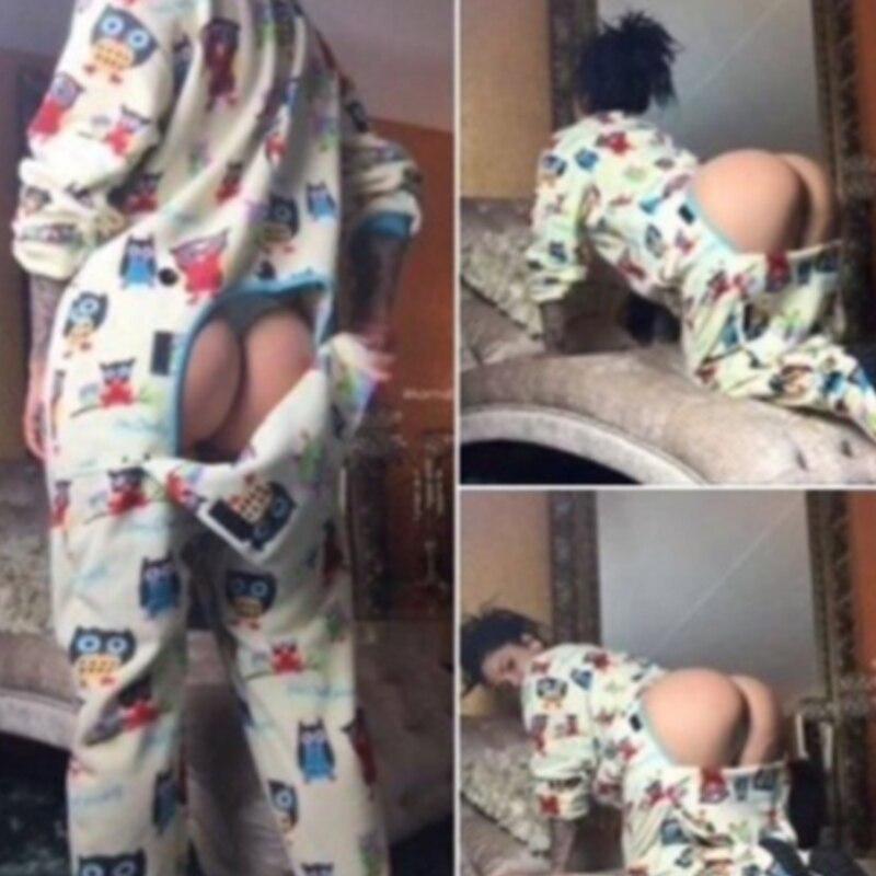 2019 sexy women Pajamas Sets Flannel Animal Pajamas Ladies Winter sexy Nightie Pyjamas Sleepwear Homewear Cosplay Costume